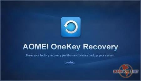 AOMEI OneKey Recovery Pro 1.6.2 RePack by elchupacabra
