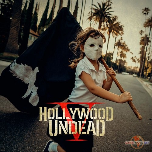 Hollywood Undead - Five (2017) MP3