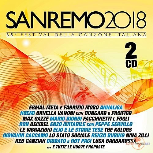Sanremo 2018. 2CD (2018) MP3