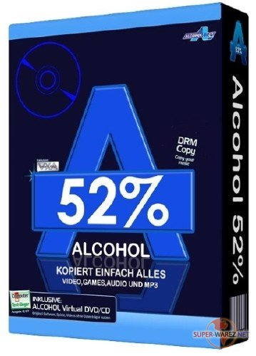 Alcohol 52% 2.0.3 Build 10203 Free Edition Final