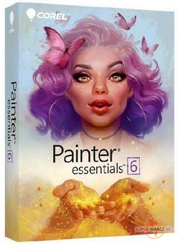 Corel Painter Essentials 6.0.0.167