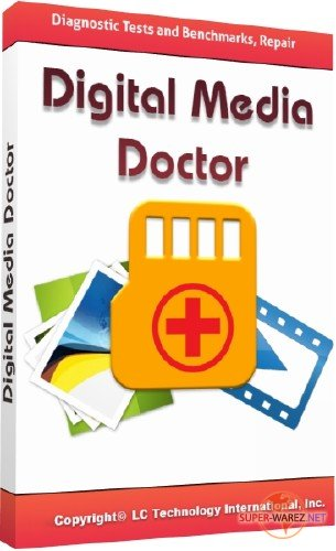 LC Technology Digital Media Doctor 2017 Pro 3.1.5.3