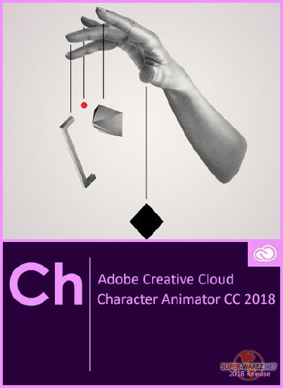 Adobe Character Animator CC 2018 1.1.1.11 RePack by KpoJIuK