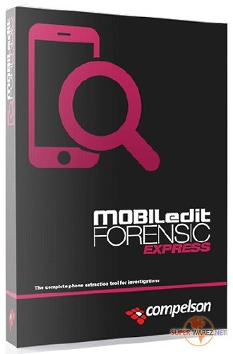 MOBILedit Forensic Express 5.1.1.12189 (x64)