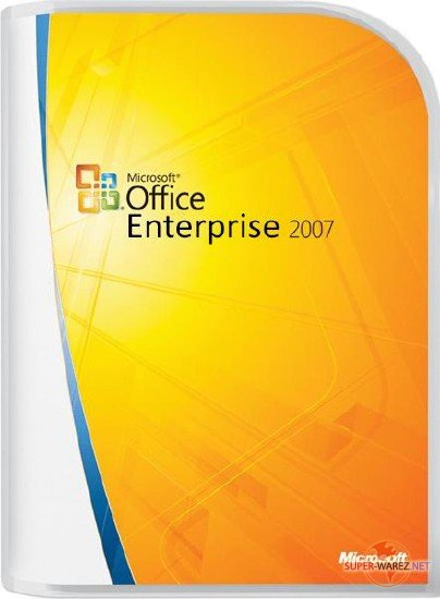 Microsoft Office 2007 Enterprise SP3 12.0.6785.5000 RePack by SPecialiST v.18.2