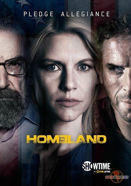 Родина – 7 сезон / Homeland (2018) WEB-DLRip