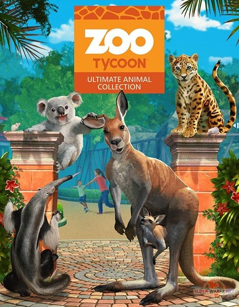 Zoo Tycoon: Ultimate Animal Collection (2017/RUS/ENG/MULTi12/RePack от FitGirl)