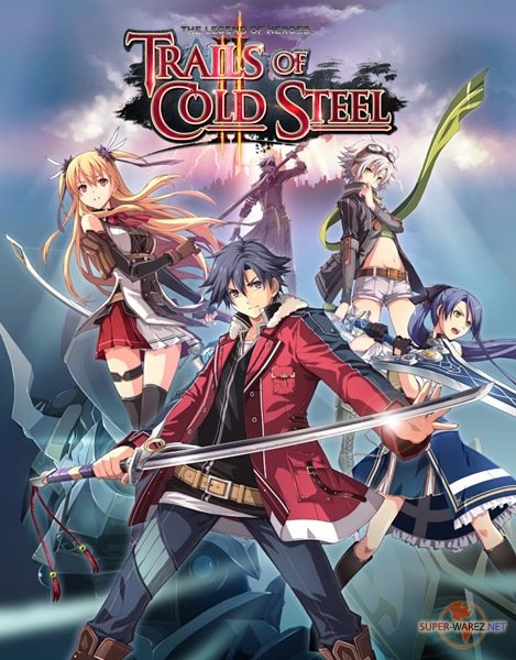 The Legend of Heroes: Trails of Cold Steel 2 (2018/ENG/JAP/RePack от FitGirl)