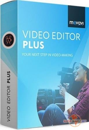 Movavi Video Editor Plus 14.3.0 RePack/Portable by elchupacabra