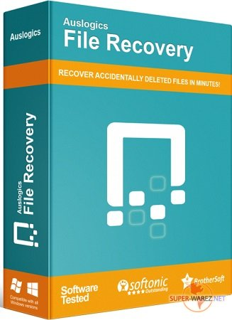 Auslogics File Recovery 8.0.5.0 RePack/Portable by elchupacabra