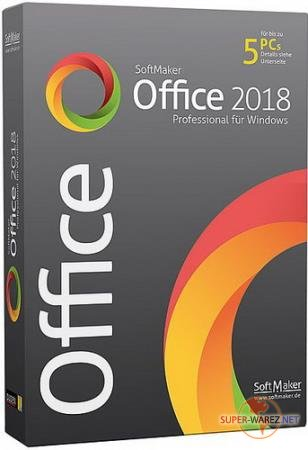 SoftMaker Office Professional 2018 rev 923.0130 RePack/Portable by elchupacabra