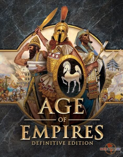 Age of Empires: Definitive Edition  (2018/RUS/ENG/RePack by R.G. Механики)