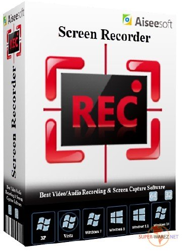 Aiseesoft Screen Recorder 1.1.36 + Rus