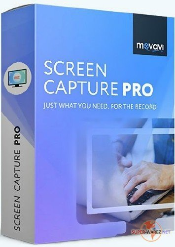 Movavi Screen Capture Pro 9.3.0