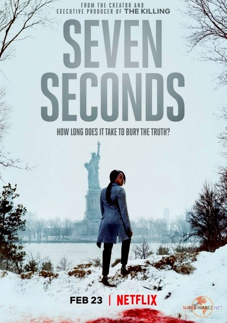 Семь секунд  - 1 сезон / Seven Seconds (2018) WEB-DLRip Все серии