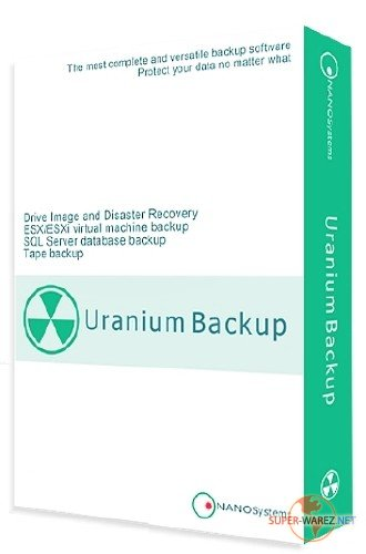 Uranium Backup 9.5.2 Build 6836