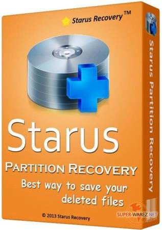 Starus Partition Recovery 2.8 (ML/Rus)