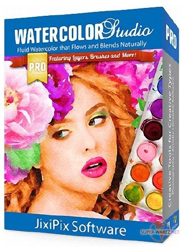 Jixipix Watercolor Studio 1.2.2