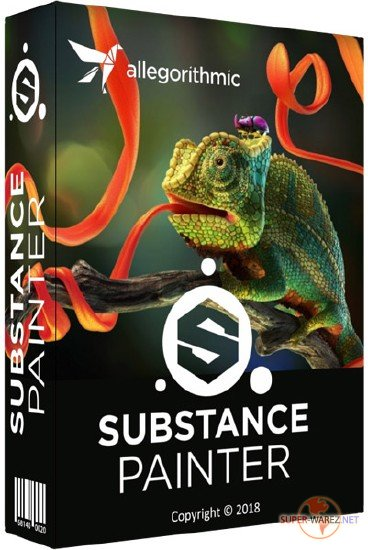 Allegorithmic Substance Painter 2018.1.0 Build 2128