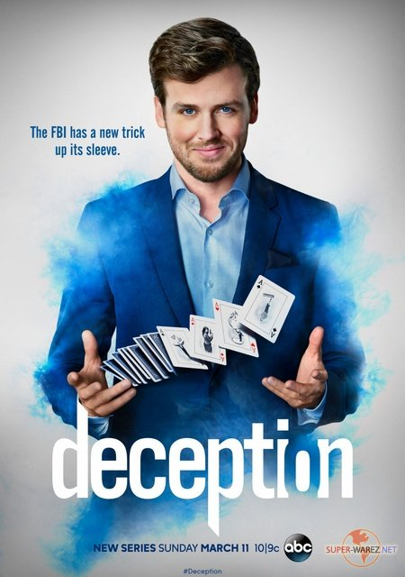 Обман – 1 сезон / Deception (2018) WEB-DLRip Все серии