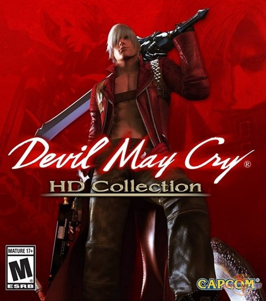 Devil May Cry HD Collection (2018/ENG/MULTi7/RePack от FitGirl)