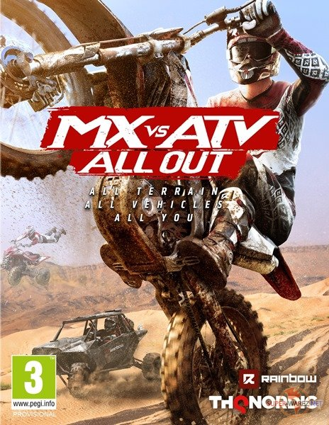MX vs. ATV All Out (2018/ENG/MULTi7/RePack от FitGirl)