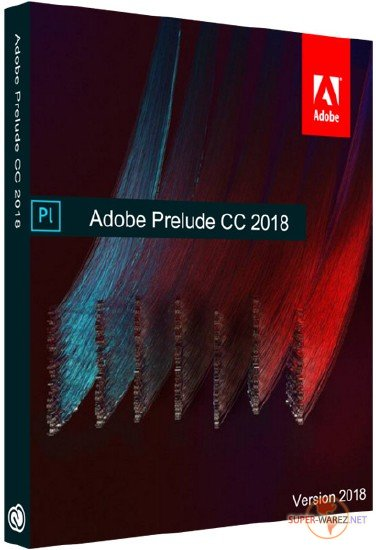 Adobe Prelude CC 2018 7.1.0.107 RePack by KpoJIuK