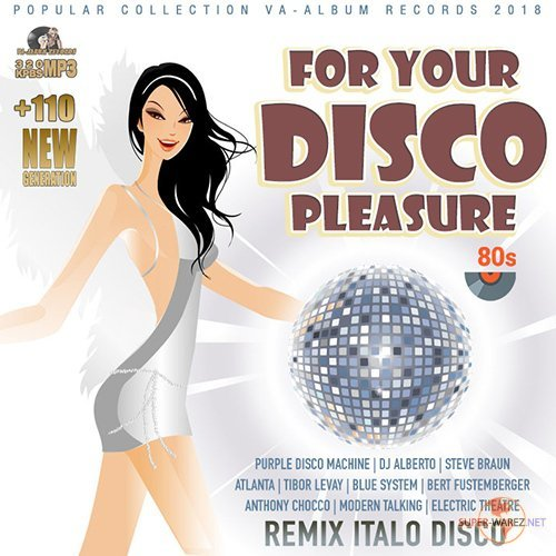 For Your Disco Pleasure (2018)