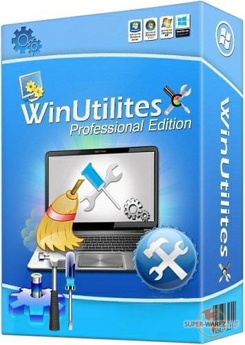WinUtilities Professional Edition 15.21 DC 15.04.2018