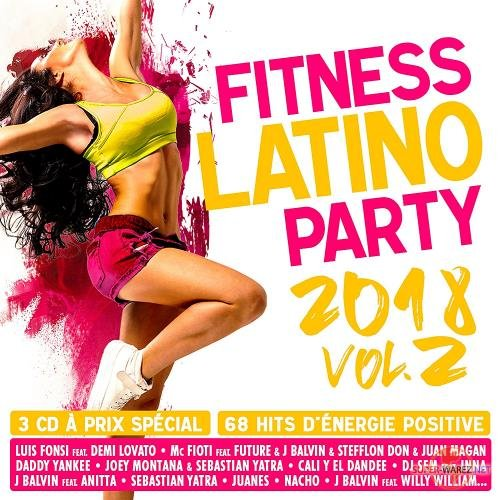 Fitness Latino Party Vol. 2 (2018)