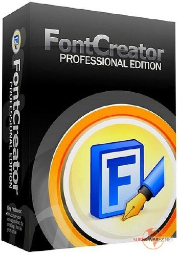 High-Logic FontCreator Professional Edition 11.5.0.2425
