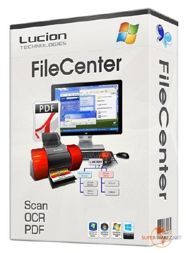 Lucion FileCenter Professional Plus 10.2.0.27