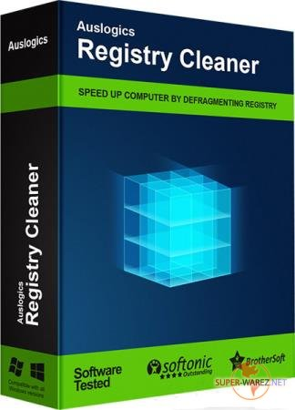 Auslogics Registry Cleaner 7.0.9.0 RePack/Portable by elchupacabra