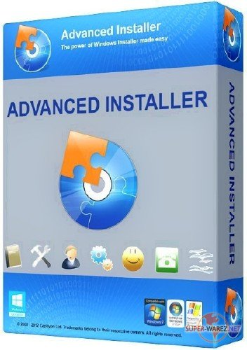 Advanced Installer Architect 14.8 Russian