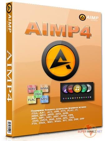 AIMP 4.51 build 2075 Final RePack/Portable by TryRooM