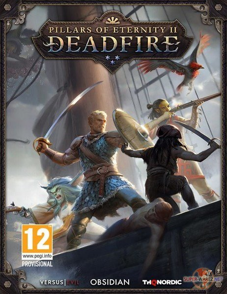 Pillars of Eternity II: Deadfire (2018/RUS/ENG/Multi/RePack by xatab)