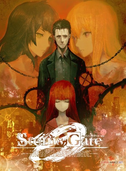Steins;Gate 0 (2018/ENG/JAP/RePack от FitGirl)