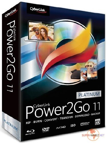 CyberLink Power2Go Platinum 11.0.2830.0