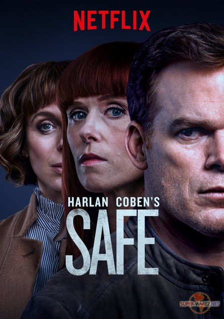 Без опасений - 1 сезон  / Safe (2018) WEB-DLRip Все серии