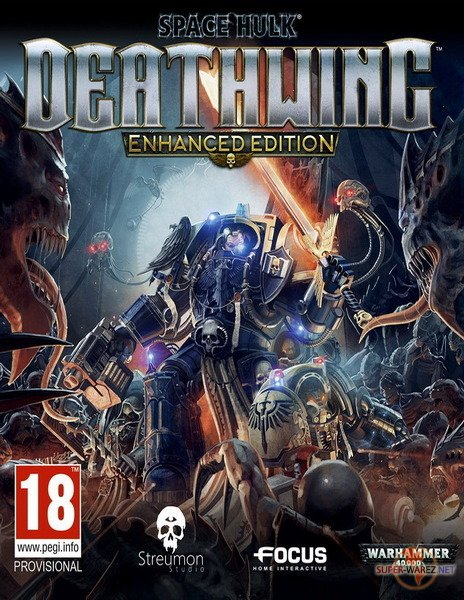 Space Hulk: Deathwing - Enhanced Edition (2018/RUS/ENG/Multi/RePack by =nemos=)