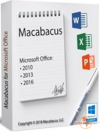 Macabacus for Microsoft Office 8.9.16.0 (ML/Rus)