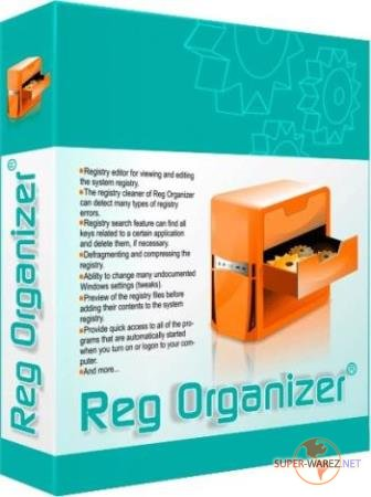 Reg Organizer 8.16 Final RePack/Portable by elchupacabra