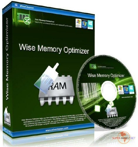 Wise Memory Optimizer 3.62.106 + Portable