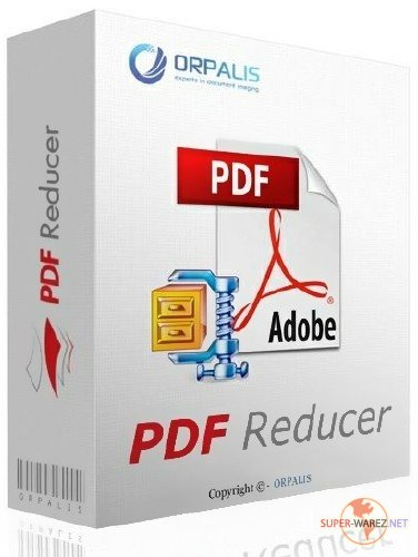 ORPALIS PDF Reducer Professional 3.0.27