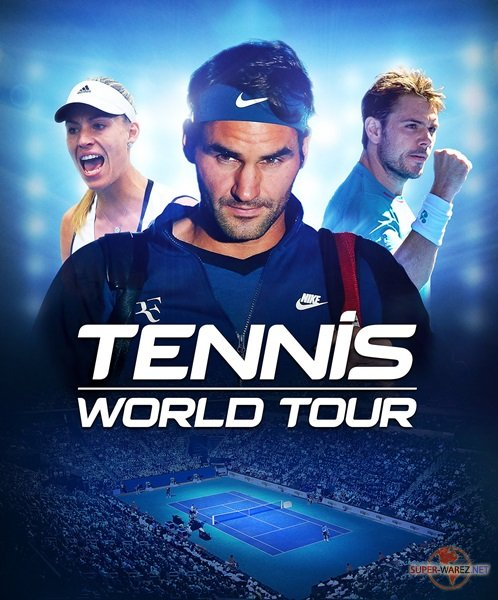 Tennis World Tour (2018/RUS/ENG/MULTi12)