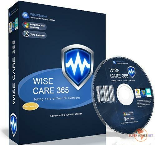 Wise Care 365 Pro 4.88 Build 470 DC 21.06.2018 + Portable