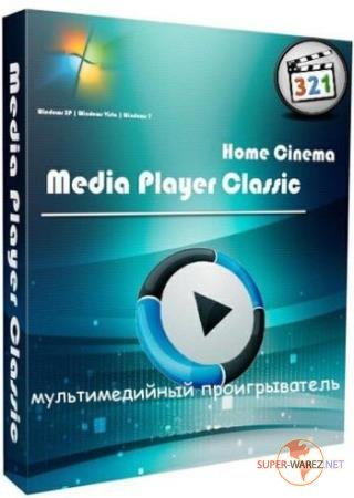 Media Player Classic Home Cinema 1.7.17 RePack/Portable by elchupacabra