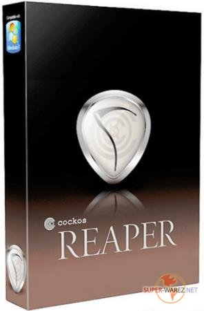 Cockos REAPER 5.92 RePack/Portable by elchupacabra