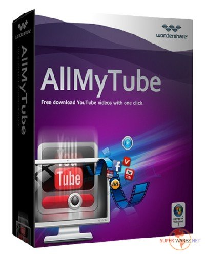 Wondershare AllMyTube 7.4.1.0