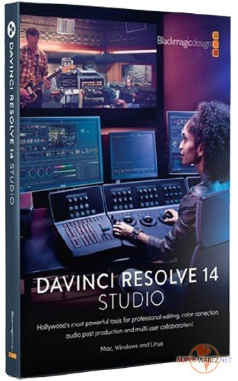 Blackmagic Design DaVinci Resolve Studio 14.3.1016